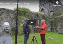 Athenry Wall Town Day - St. Mary