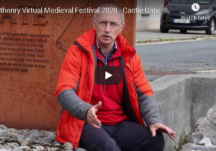 Athenry Virtual Medieval Festival 2020 - Castle Gate