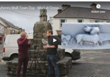 Athenry Wall Town Day - Market Cross