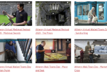 Athenry Virtual Walled Town Day 2020