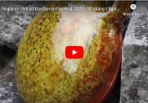 Loughrea Virtual Medieval Festival 2020 - Walking Pilgrims