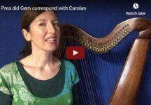 4. Presentation: Classical Violinist vs. Irish Harper: Who Won?!