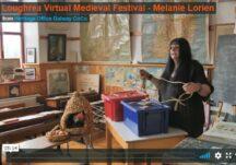 Loughrea Virtual Medieval Festival - Melanie Lorien