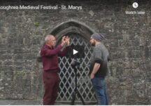 Loughrea Medieval Festival - St. Marys