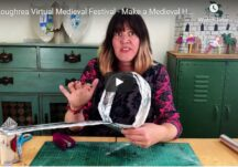 Medieval crafts for children