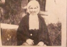 Mary Comer Walsh of Cloughbrach
