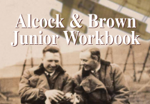 Alcock & Brown Junior Workbook