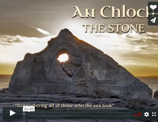 'An Chloch', A Fisherman's Memorial