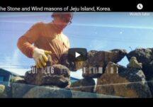 The Stone and Wind masons of Jeju Island, Korea
