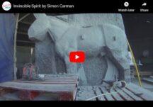Invincible Spirit by Simon Carman