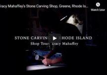 Tracy Mahaffey's Stone Carving Shop,