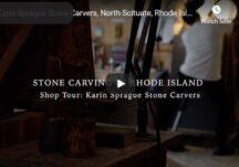 Karin Sprague Stone Carvers,