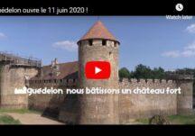 Guédelon, France