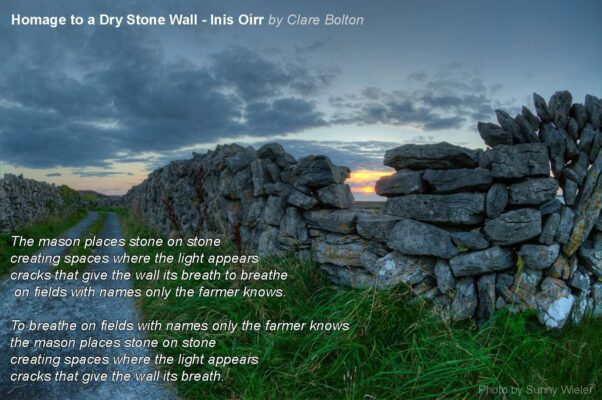 Poem by Clare Bolton