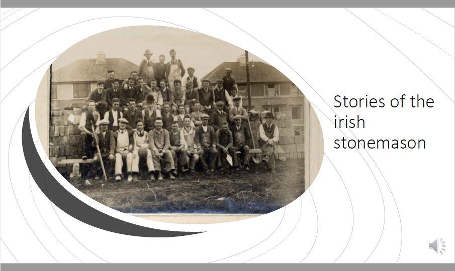 Stories of the Irish stonemason