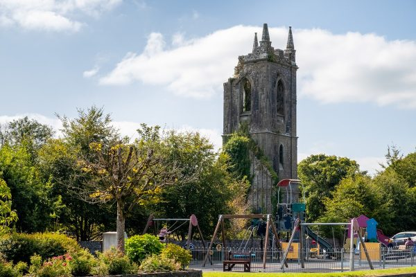 Monivea Steeple | Tourism, Galway County Council