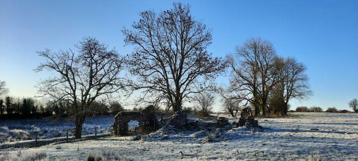 Frosty Menlough Area