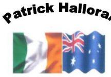 The story of Patrick Halloran