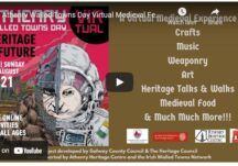 Athenry Walled Towns Day Virtual Medieval Festival 2021
