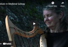 Music in Medieval Galway
