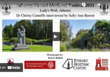 Lady's Well, Athenry - Dr Christy Cunniffe interviewed by Sally-Ann Barrett