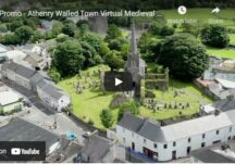 Promo - Athenry Walled Town Virtual Medieval Festival 2021