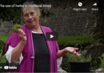 The use of herbs in medieval times