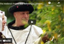 The medieval clothes that defined you, presented by Mary O'Gorman