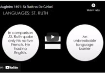 Aughrim 1691: St Ruth vs De Ginkel