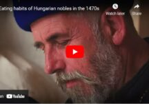 Eating Habits of  Hungarian nobles in the 1470s