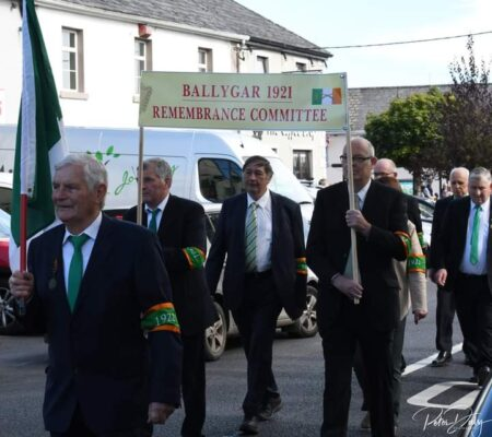Ballygar 1921 Remembrance Committee | Courtesy of Paul Connolly