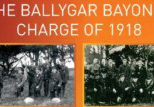 The Ballygar Bayonet Charge of 1918