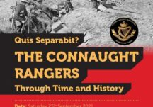 'Quis Separabit? The Connaught Rangers through time and history'
