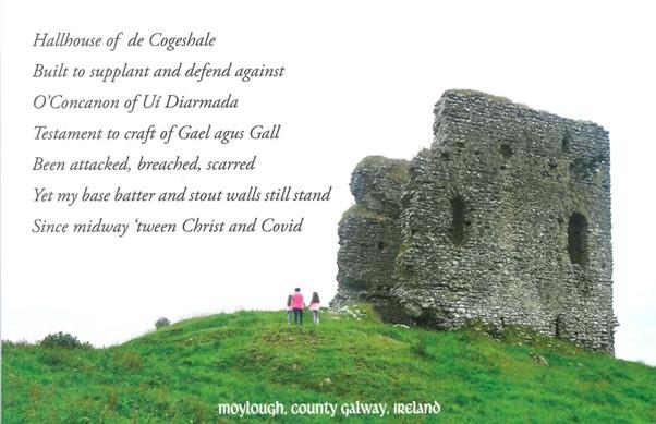 Moylough postcard   Mary Mullins