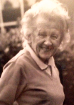 Bell McFadden (nee Ussher from Oranmore) was the wife of the late George McFadden. She passed away on May 24th. 2014 | Photo: Copyright Control