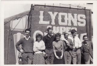 Bryan Matthews, a friend with the Lyons |  Photo Courtesy of Maurice Lyons