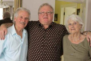 Harry & Eileen McFadden with Gerry Costello | Photo: Gerry Costello