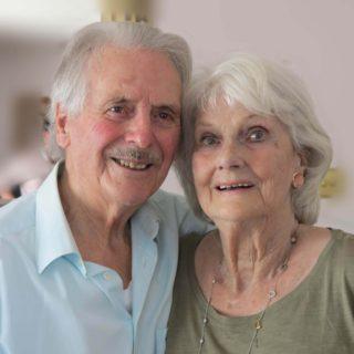 Harry & Eileen McFadden | Photo: Gerry Costello