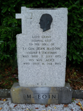 The Grave of Sean McKeown | Photo: Andrew J Hill