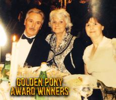 The Golden Pony Award | Photo: Copyright Control: