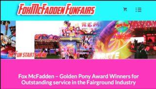 Fox McFadden Fun Fairs   Photo Credit: Thelma Fox McFadden