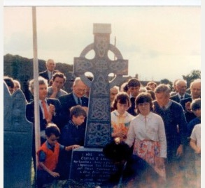 Tommy Larkin Commemoration 1986
