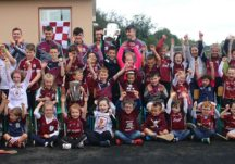 Celebrating Galway's 2017 All-Ireland Win