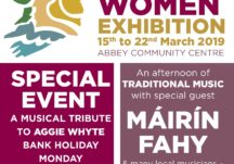 Invitation to Aggie Whyte Ryan Event