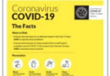 Guidelines on Coronavirus COVID-19