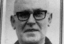 Rev Fr Patrick Abberton