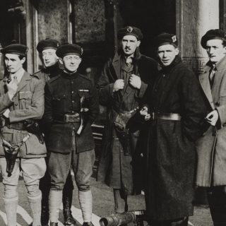 The Black and Tans | Photo courtesy: The Irish Times