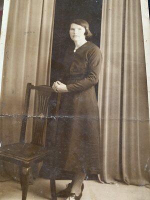 My Grandmother Delia Madden.